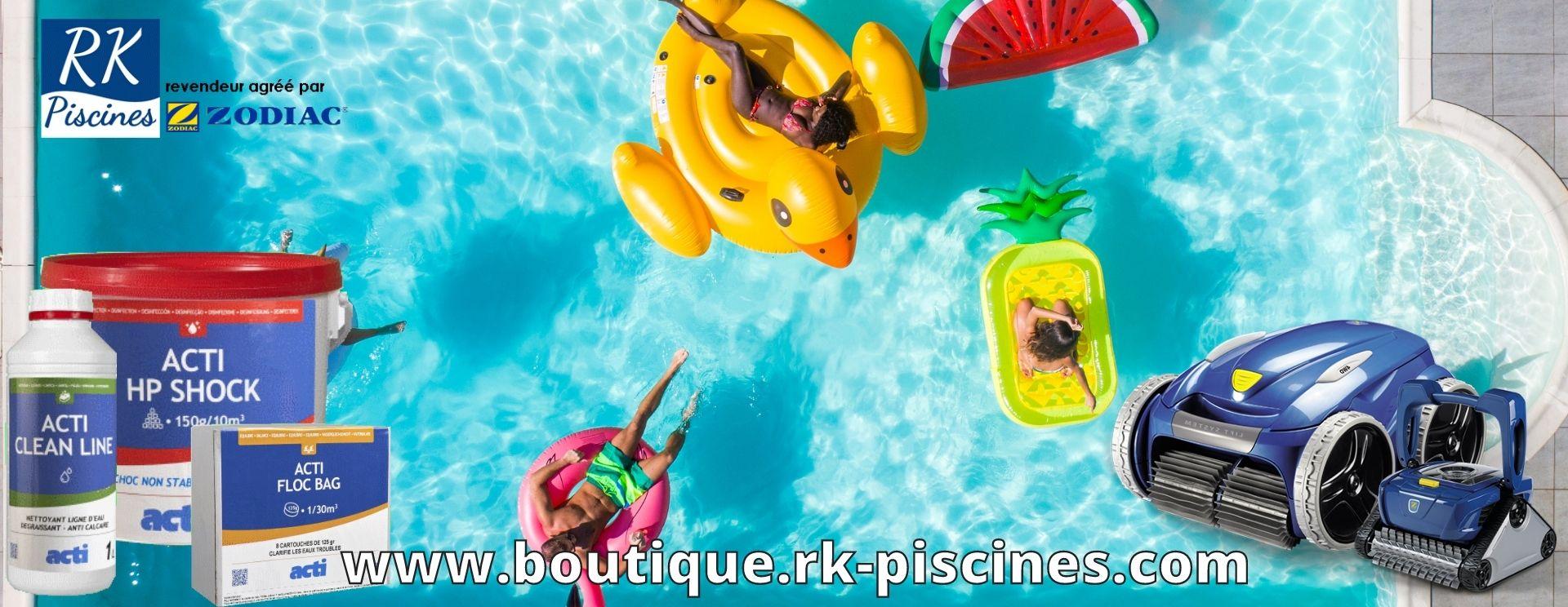 La boutique RK-Piscines